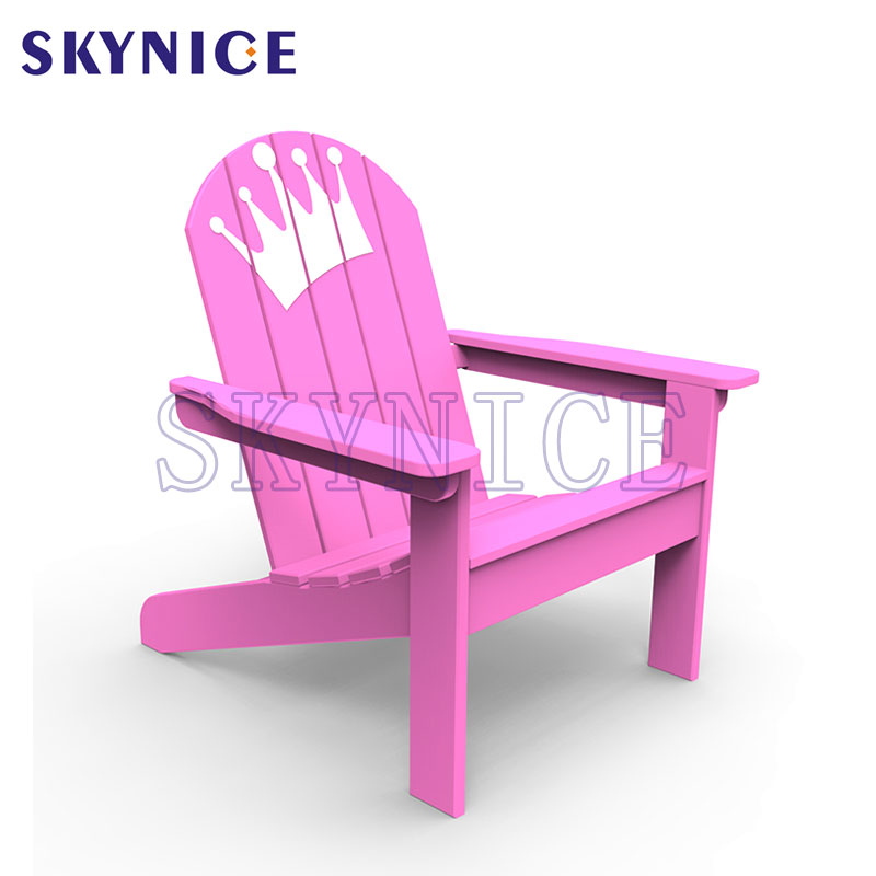 Venkovní Wooden Adirondack Chair for Children